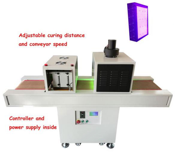 365nm UV Integrated Curing Machine