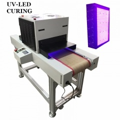 uv led 1000w offsetdruk-uithardingsmachine