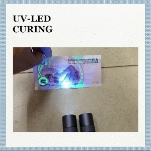 Inside Korea 5W UV LED UV 365nm Flashlight