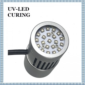 Circular Area UV Curing Light